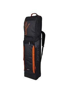 Grays Schlägertasche Gamma Schwarz/Orange