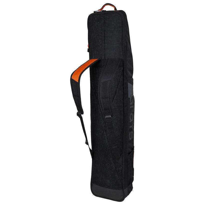 Schlägertasche Delta Schwarz/Orange