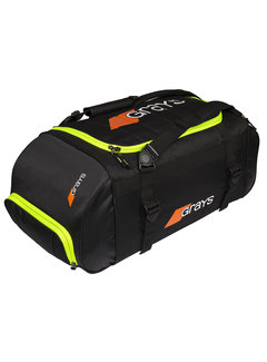 Grays GR800 Sporttasche Schwarz/Gelb