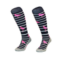 Stripe Flamingo Navy