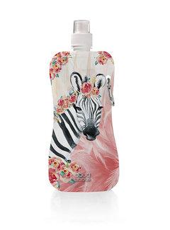 Aqua Licious Zebra Boho