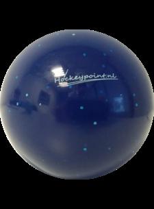 Hockeypoint Hockeybal Glitter Blauw