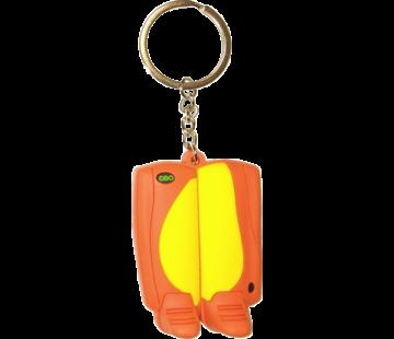 Obo Keyring Gelb/Orange