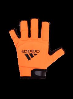 Adidas HKY OD Handschuh Solar Orange/Schwarz