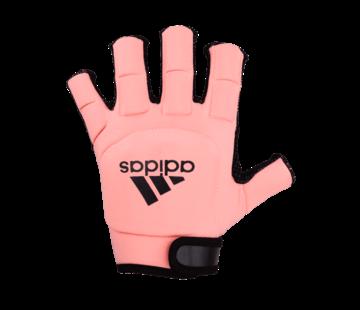 Adidas HKY OD Glove 19/20 Glow Roze/Grijs