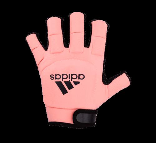 Adidas HKY OD Glove 19/20 Glow Pink/Grau