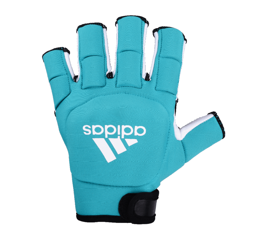 HKY OD Glove 19/20 Glow Aqua/Weiss