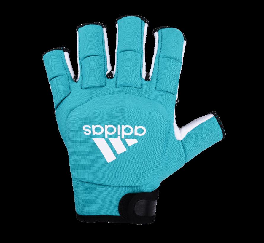 HKY OD Glove 19/20 Glow Aqua/White