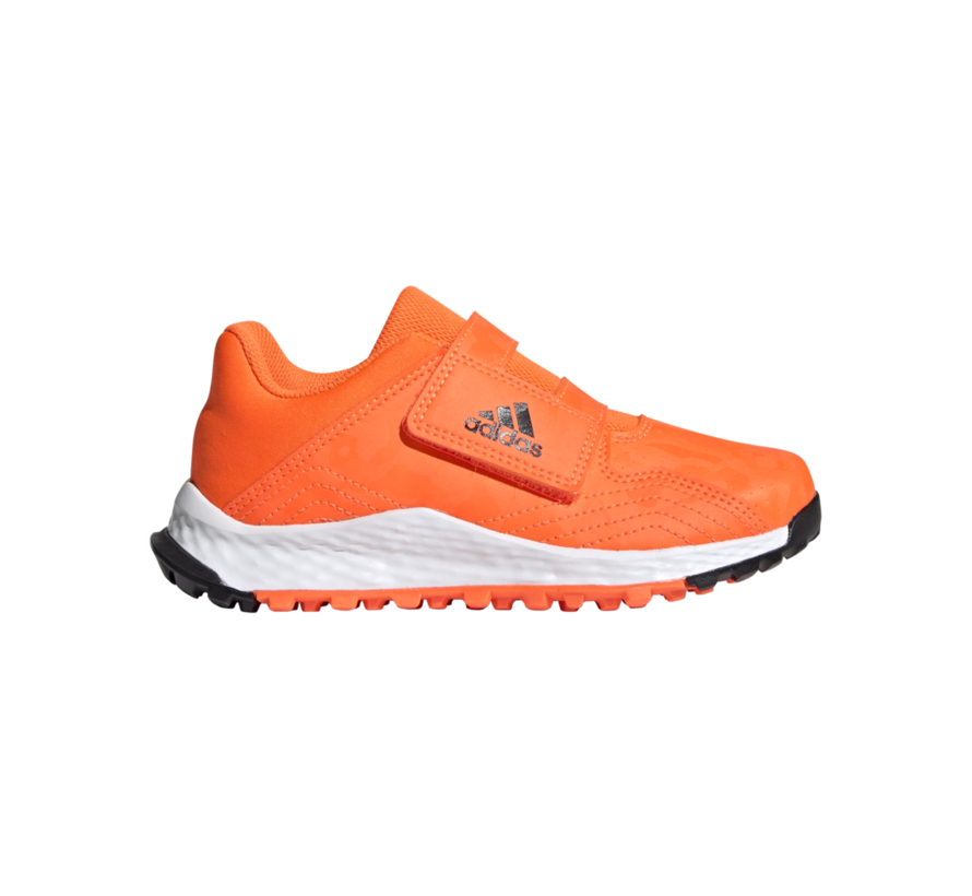 Hockeyshoes Youngstar Velcro Orange/Black