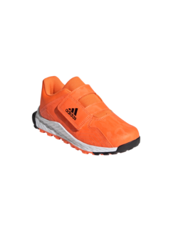 Adidas Hockeyschuhe Youngstar Velcro Orange/Schwarz
