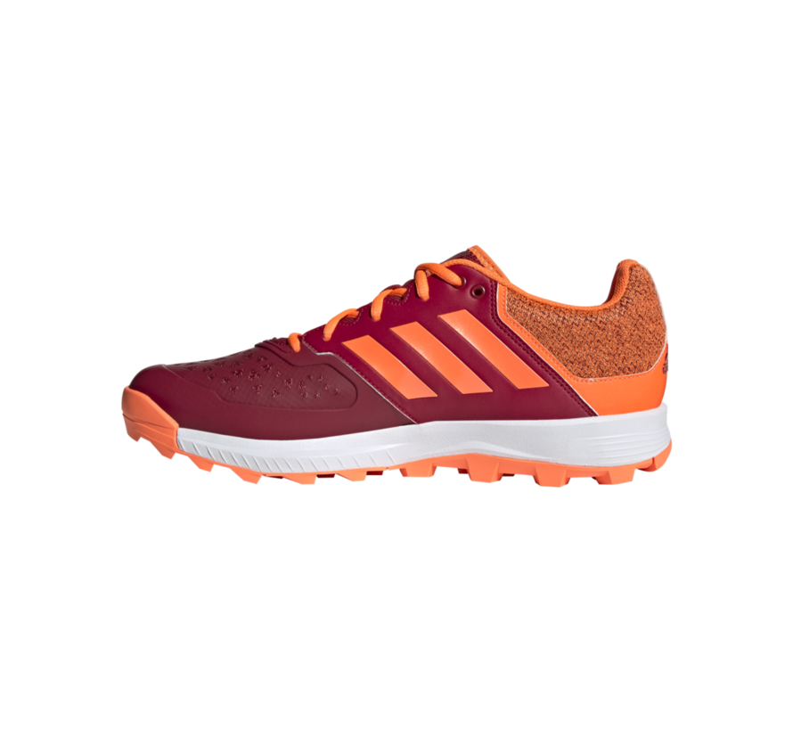 Hockeyshoes Flexcloud Maroon/Orange