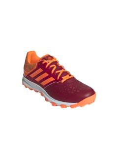 Adidas Hockeyschoenen Flexcloud Maroon/Oranje