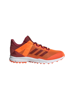 Adidas Hockeyshoes Zone Dox Orange/Maroon