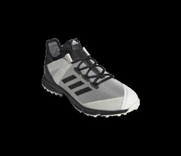 Adidas Hockeyschoenen Zone Dox Zwart/Wit
