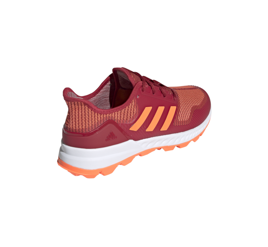 Hockeyshoes Adipower Maroon/Orange