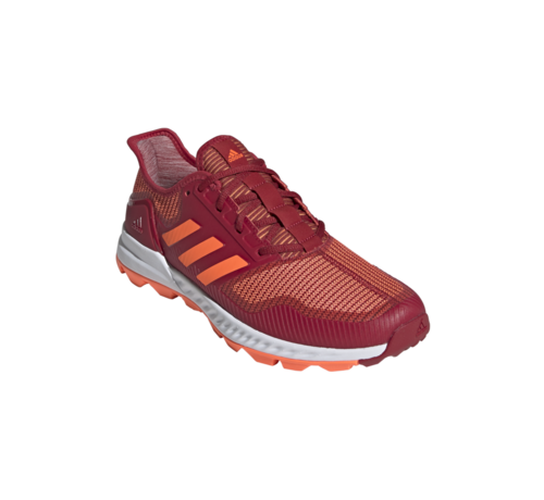 Adidas Hockeyshoes Adipower Maroon/Orange