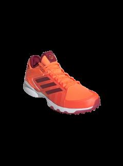 Adidas Hockeyschoenen Lux Oranje/Maroon