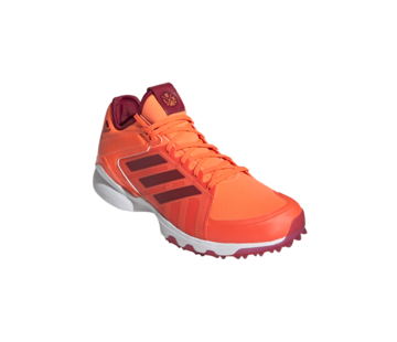 Adidas Hockeyshoes Lux Orange/Maroon