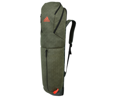 Adidas H5 Medium Stickbag Khaki/Legend Earth