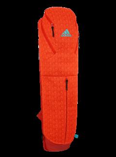 Adidas H5 Medium Schlägertasche Scarlet / Solar Orange