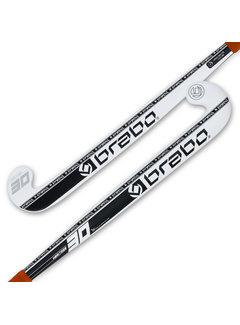 Brabo Heritage 30 CC White/Black 19/20