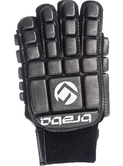 Brabo Foam Glove F3 Full Finger Linkerhand Black