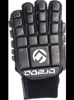 Brabo Foam Glove F3 Full Finger Linkerhand Zwart