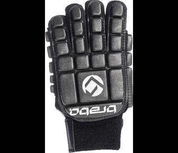 Brabo Foam Glove F3 Full Finger Linkerhand Black