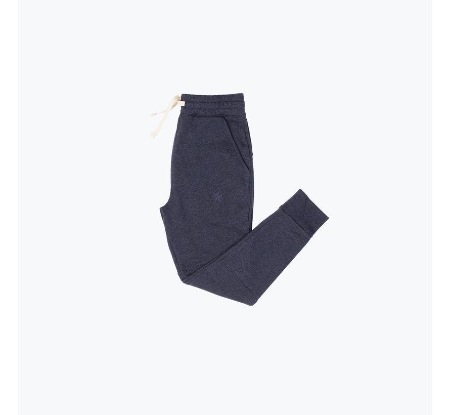 Deshi Sweatpants – Navy Melange