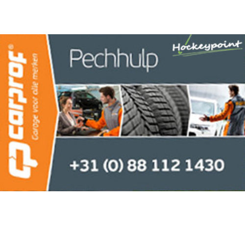 Hockeypoint Carprof 24/7 kaart only for Dutch buyers
