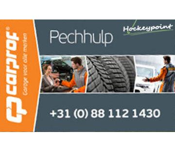 Hockeypoint Carprof 24/7 kaart bij aankoop meer dan € 75,00 aan nieuwe collectie