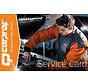 Carprof 24/7 SERVICE CARD bij aankoop meer dan € 75,00 aan outlet.