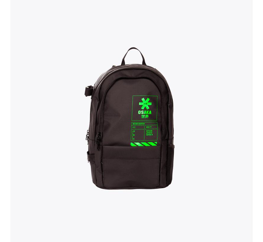 Pro Tour Medium Backpack - Iconic Schwarz