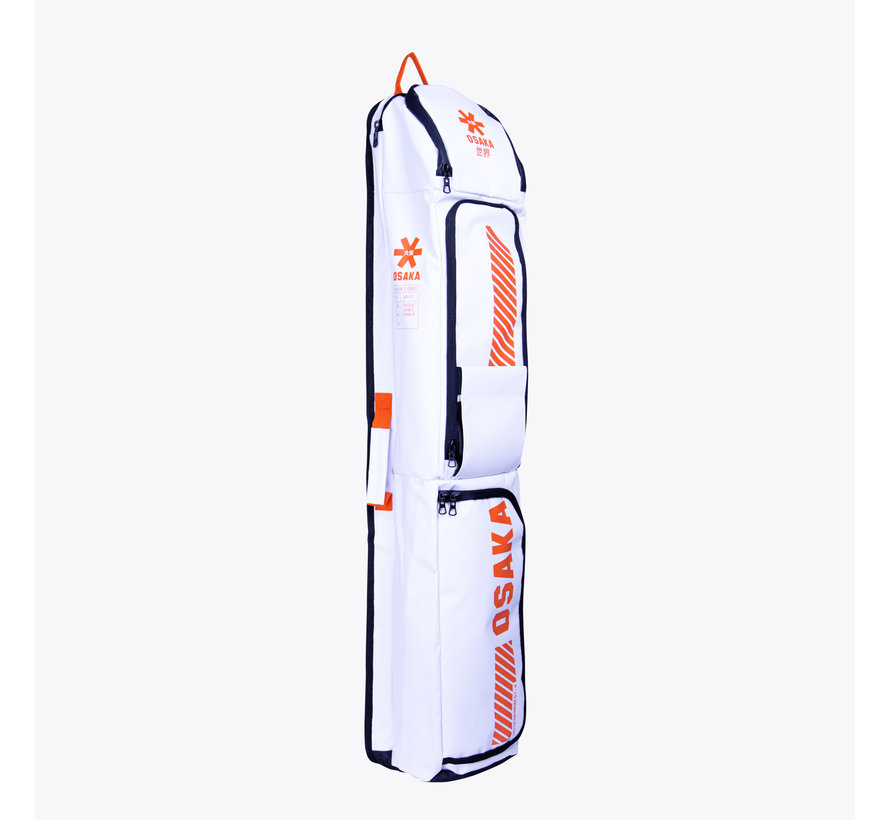 Pro Tour Medium Stickbag - Rocket White