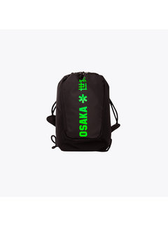 Osaka Sports Gym Sack - Iconic Black