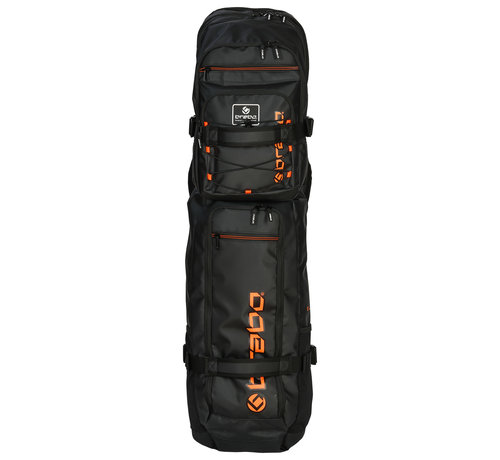 Brabo Stickbag Elite Kangaroo Black/Orange 19/20