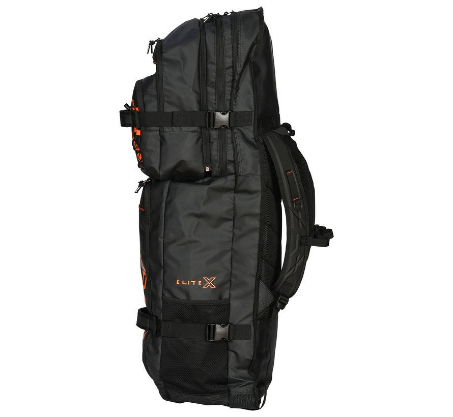 Stickbag Elite Kangaroo Zwart/Oranje 19/20