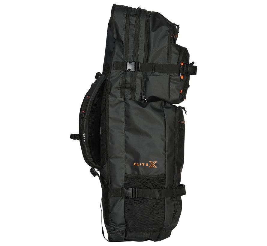 Stickbag Elite Kangaroo Schwarz/Orange 19/20