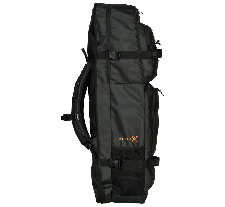 Stickbag Elite Zwart/Oranje 19/20