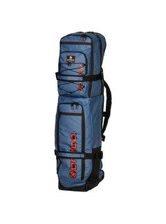 Brabo Stickbag Elite Blauw/Rood