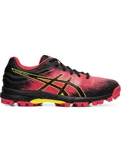 Asics Gel-Hockey Typhoon 3 Damen Laser Pink/Schwarz
