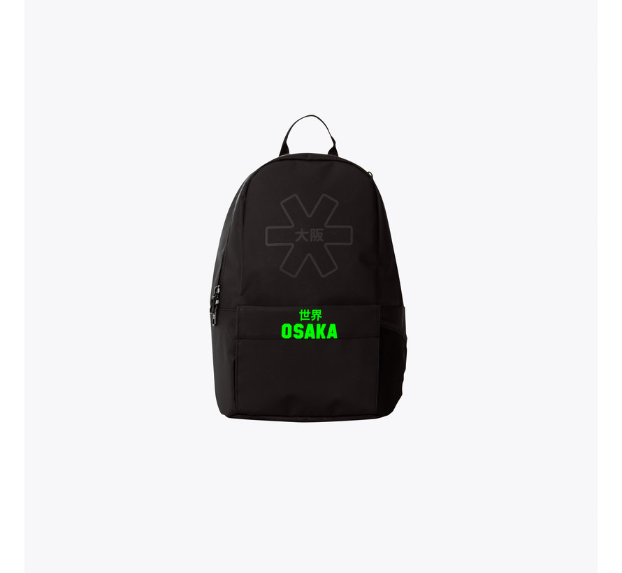 Pro Tour Compact Backpack - Iconic Zwart