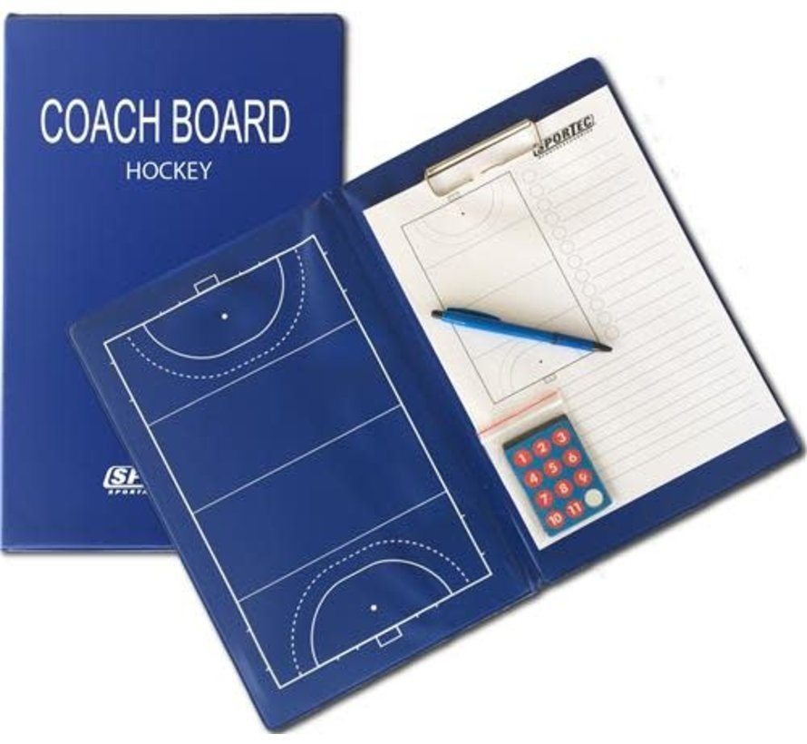 Hockey Magnetic Coachmap + Clip