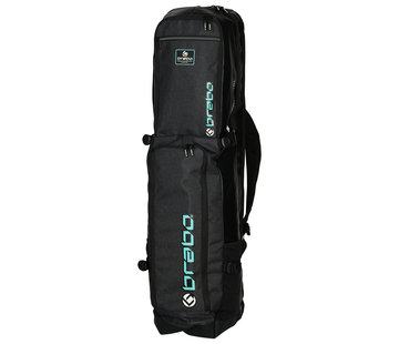 Brabo Stickbag Trad. Zwart/Mint 19/20