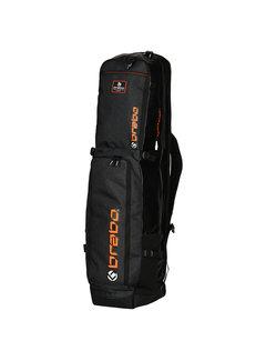 Brabo Stickbag Trad. Black/Orange 19/20