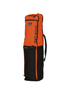 Brabo Stickbag Team TC Black/Orange 19/20