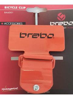 Brabo Fahrradklammer Orange