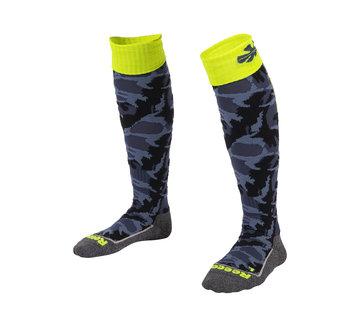Reece Ashford Sokken Zwart/Blauw