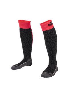 Reece Ashford Sokken Zwart/Roze