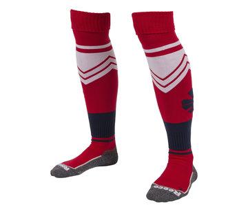 Reece Glenden Socken Rot/Navy